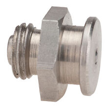 M12 x 1,5 [100 pezzi] v2a DIN 3404 ø16mm piatto lubrificazione capezzoli Niro