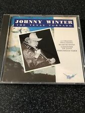 Johnny Winter The Texas Tornado  Very Rare Cd
