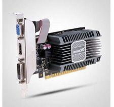 Inno 3D Nvidia GeForce GT730 LowProfile Edition 1GB Silent HDMI tarjeta gráfica