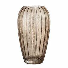 Bloomingville Vase Glas Braun (15x25cm)
