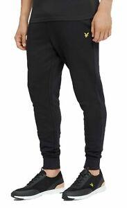 Lyle & Scott Mens F Joggers Skinny Sweatpants Jogging Bottoms-black,Navy,Grey