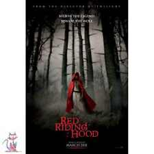 Red Riding Hood Vintage Style Giant Poster  #27121