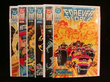 Forever People #1-6 Complete Set DC