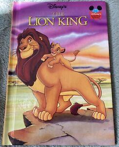 Lion King Book 1994