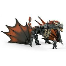 Mega Construx Game of Thrones Daenerys and Drogon Kid Toy Gift