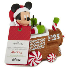 Hallmark Wireless 2016 Disney Christmas Express Train - Mickey Mouse - #Xkt2131