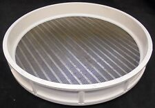KAMRYN/DIMOS COTTON SEED SIFTER, 13 3/8'' X 13 3/8'' X 3 3/4'', 2005
