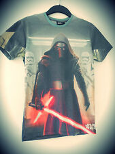 NEU STAR WARS Kylo Ren Stormtroopers Herren T-Shirt Sublimation  All over Print