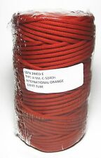 Geniune 550 Paracord MIL-C-5040 TYPE III 300 Ft. Spool - International Orange