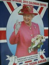 Hello Special 2013 Calendar Edition Magazine -Queen's Year Ahead- Majestic Occas