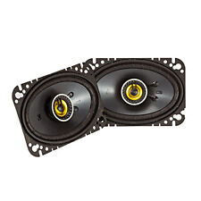 Kicker 46CSC464 CS Series CSC46 4x6 Inch 100x160mm Speakers 4 Ohm Pair