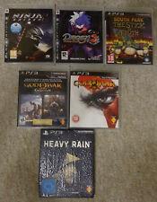 Playstation 3 Spiele Sammlung - 6 Spiele