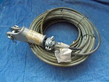 Drahtseil Stahlseil 38m Stärke 8 mm verzinkt