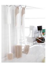 UPP Silicone Washing Up Brushes - Set of 3, Beige