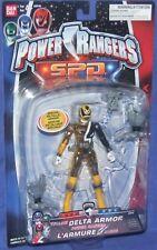 "Power Rangers SPD Metallic Armor Yellow 5"" Ranger New Factory Sealed 2004"