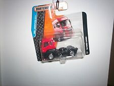 2015 Matchbox #3 '13 Ford Cargo RED / MOC