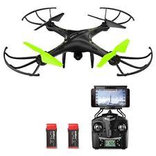 2.4Ghz RC Quadrocopter Drone Drohne mit Kamera, U42W WIFI Camera FPV