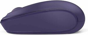 NEW U7Z-00041 Genuine Microsoft Wireless Optical Mobile Mouse Purple 1850