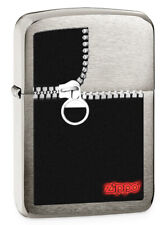 Zippo Lighter ⁕ Zipped Replica 1941 ⁕ Neu New OVP ⁕ A576
