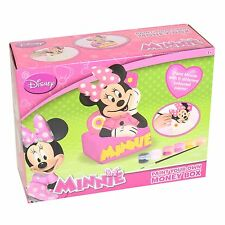 Minnie Maus Malen sie ihr eigenes Spardose - Weinachtsgeschenk