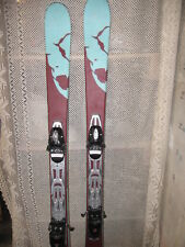 140cm K2 SCRATCH TWIN TIP W/SL 75 JR BINDING- FULLY SHAPED SKI-GOOD FOR FUN