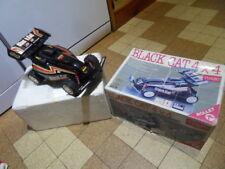 voiture Buggy Black Cat 4X4 radiocommandé RC ROLLET de style NIKKO et autres