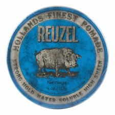 Reuzel Blue Pomade 113g - Strong Hold Water Soluble High Sheen