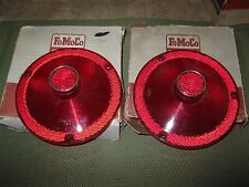 NOS 1961 Ford Thunderbird Taillight Lens Set