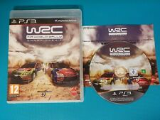 PS3 : WRC FIA World Rally Championship