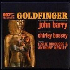GOLDFINGER - 007 JAMES BOND (REMASTER) CD OST NEU