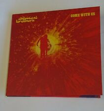 CHEMICAL BROTHERS - COME WITH US CD *** New /Unplayed *** Ltd Ed Packaging