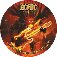 AC/DC And There Was Guitar! / Maryland 1979 (1 LP Limited Ed Picture Disc) VINYL