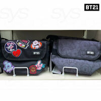 BTS BT21 Official Authentic Goods Messenger Bag Heart Ver + Tracking Number