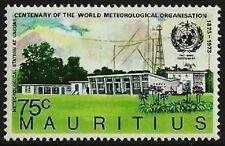 Historical Events Mauritian Stamps