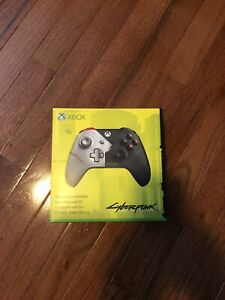 Cyberpunk 2077 Limited Edition Xbox Wireless Controller - BRAND NEW  IN HAND!