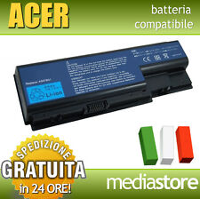 BATTERIA per portatile Acer Aspire 5520 5920 5920G AS07B31 AS07B41