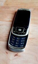 Samsung SGH E830 in  Gold Sliderphone-Handy !