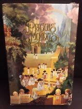 Precious Moments Children's Edition Bible - Leather Bound - BRAND NEW SEALED!