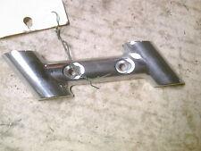 1997 Harley Davidson left hand inner saddlebag rail clamp 90936-93A
