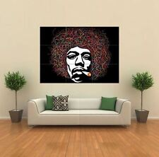 ARTY JIMI HENDRIX  NEW GIANT POSTER WALL ART PRINT PICTURE X1307
