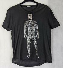 100% Authentic DIOR Homme Robot T-shirt Size S (46/ 36 US) MINT