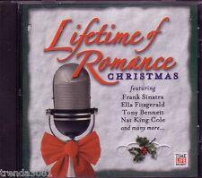 Time Life Lifetime Romance Christmas CD Classic 50s 60s  DEAN MARTIN JO STAFFORD