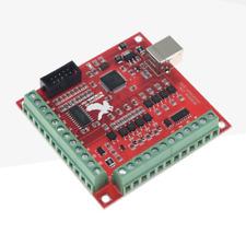 Breakout Oard Cnc Usb Mach3 100khz 4 Axis Interface Driver Motion Controller