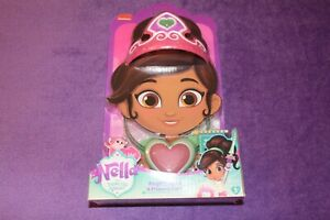 NELLA THE PRINCESS KNIGHT - PENDANT & TIARA SUITABLE FOR 3-5 YEAR OLDS