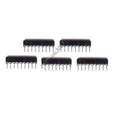New 20pcs Resistor Network A09-221 221 220 ohm 9-pin Bus Accuracy ±2%