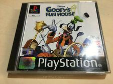 Goofys Fun House für die Playstation 1 ps1