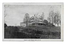 N.H.16 (2 Pcs.) Derry Beaver Lake House, Starr King Presidential Range