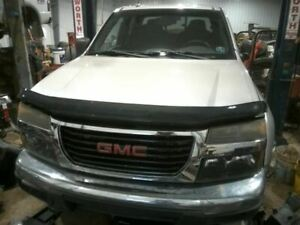 Driver Rear Door Glass Crew Cab With Privacy Tint Fits 04-12 CANYON 93447