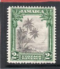 Jamaica GV 1932 2d black & green sg 111 LH.Mint
