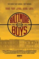 ESPN Films 30 For 30: Baltimore Boys [New DVD]